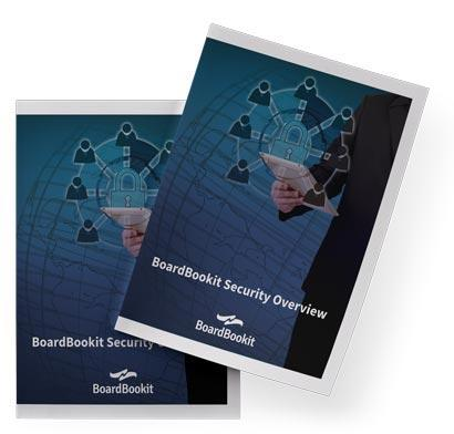 BoardBookit Security Overview Whitepaper