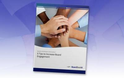 5 Tips to Increase Board Engagement vcard