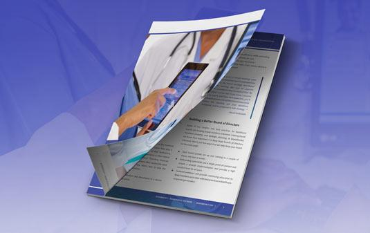 Healthcare Board Management by BoardBookit vcard