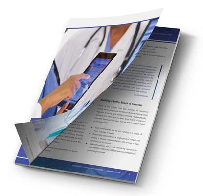 Healthcare Board Management Whitepaper from BoardBookit