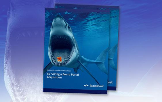 Board Portal Acquisition Survival Toolkit vcard | BoardBookit