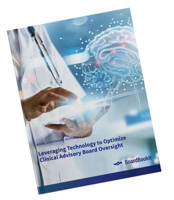 Leveraging Technology to Optimize Clinical Advisory Board Oversight